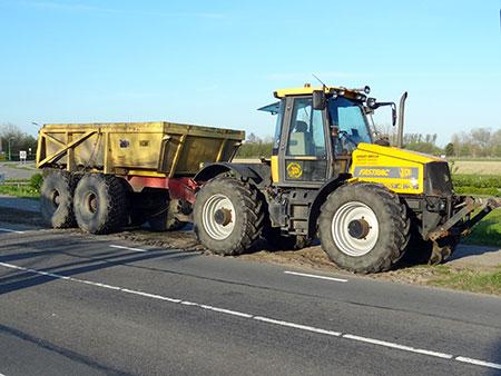 Kosten tractor huren