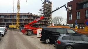 Bouwbedrijf M.J. de Nijs Amsterdam Mosveld  Robert Bruijn Verreiker Verhuur