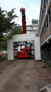 Dozy bouw Robert Bruijn verreiker verhuur