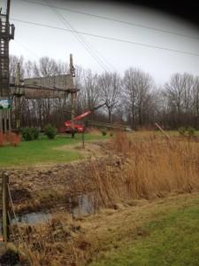 Robert Bruijn Verreiker Verhuur Klimpark Hoornse Vaart